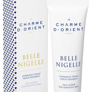 BELLE NIGELLE FACE SCRUB FOR SENSITIVE SKIN