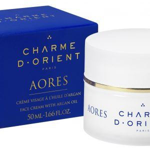 AORES FACE CREAM WITH ARGAN OIL