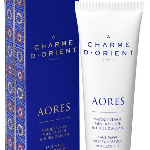 AORES – HONEY & RASSOUL, ARGAN OIL FACE MASK