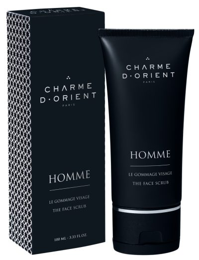 HOMME THE FACE SCRUB